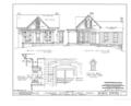 Governor Robert W. Furnas House, Sixth Street, Brownville, Nemaha County, NE HABS NEB,64-BROVI,2- (sheet 2 of 3).png