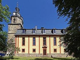 Gräfenroda Ortsteil of Geratal in Thuringia, Germany
