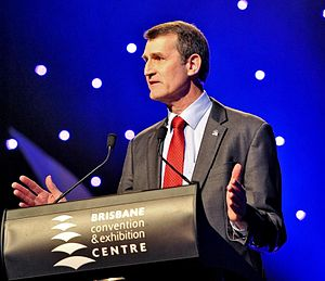 Lord Mayor of Brisbane - Image: Graham Quirk APCS 2011