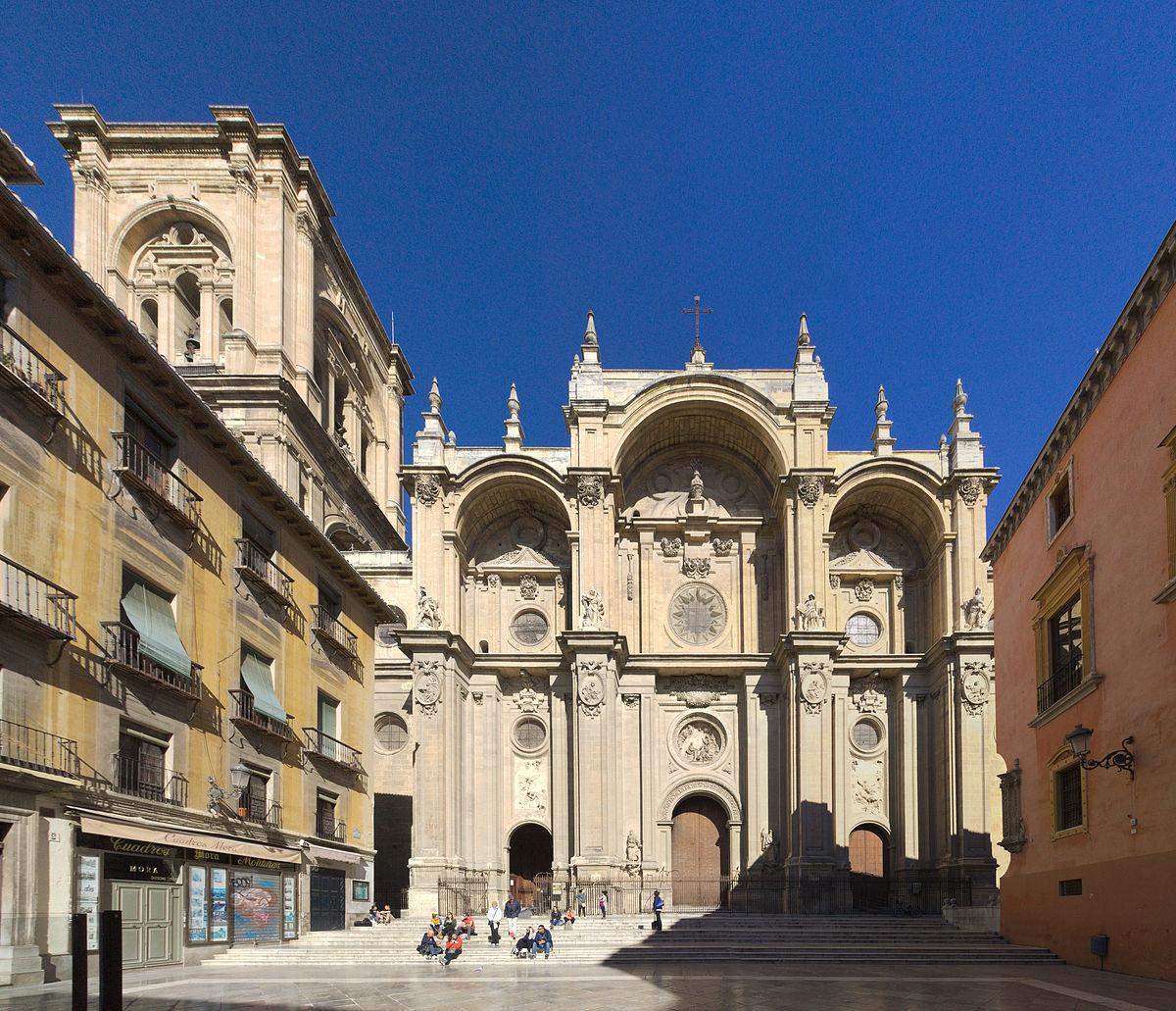 Catedral de Granada - Wikipedia, la enciclopedia libre