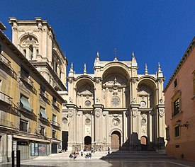 Granada - Cathedral Front.jpg