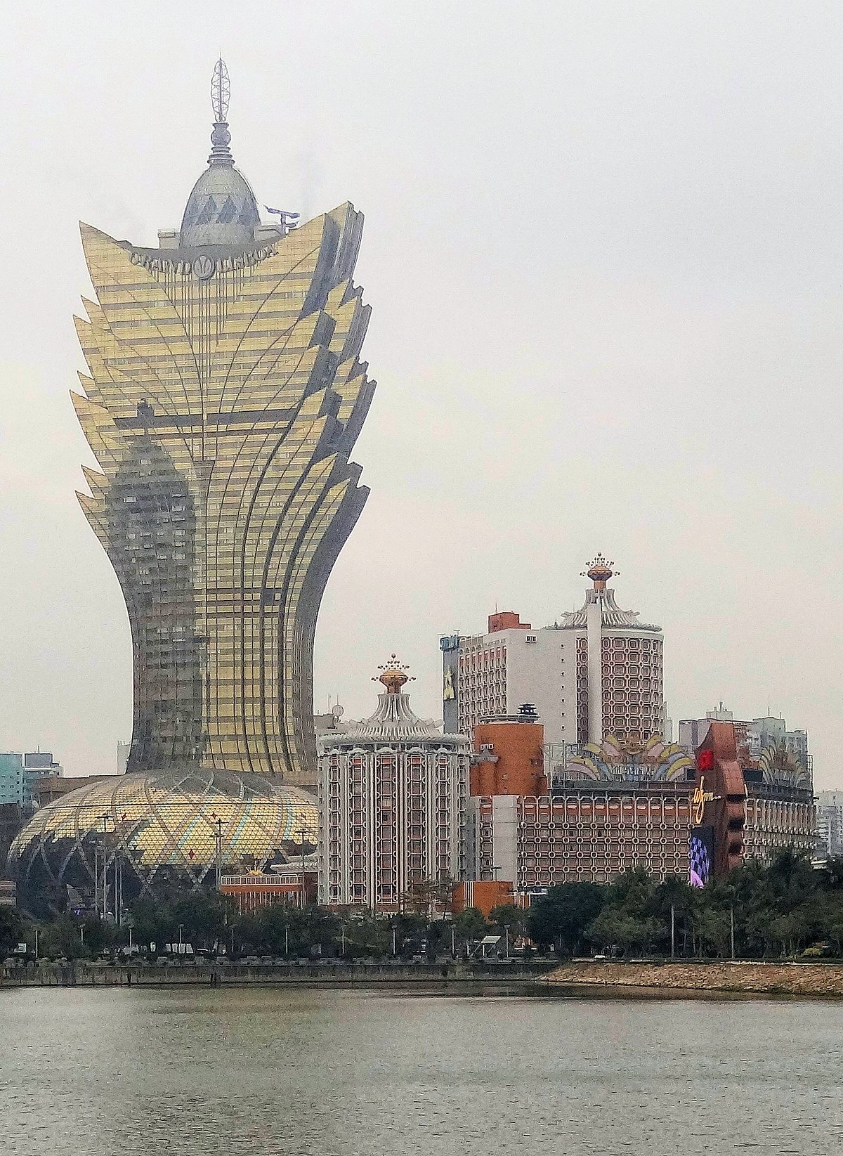 grand lisboa casino macau