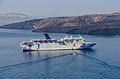 Grand Celebration cruise ship - Santorini - Greece - 01.jpg