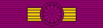 Tage Reedtz-Thott - Image: Grand Crest Ordre de Leopold