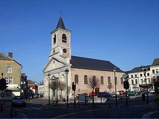 Genappe Municipality in French Community, Belgium