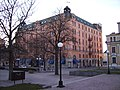 Grand hotell (tidigare Göta hotell), uppfört 1904-1906, vid Tyska torget i Norrköping, den 4 april 2007, bild 2.JPG