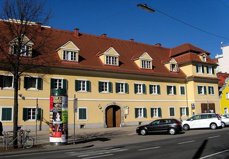 File Graz Lendplatz 21 Jpg Wikimedia Commons
