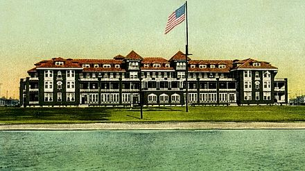 Historic Grand Hotels On The Mississippi Gulf Coast Wikiwand