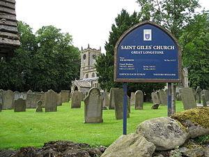 Great Longstone - Saint Giles' Church