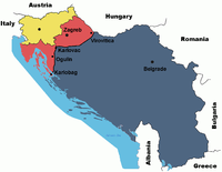 Greater Serbia in Yugoslavia.png
