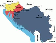 velika srbija mapa Velika Srbija   Wikipedia velika srbija mapa