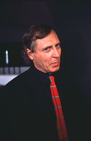 Peter Greenaway - Greenaway at the 44th Venice Film Festival (1987)