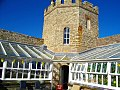 Greenhouse and Tower - Castle of Mey.jpg