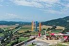 Griffen Burgruine Blick nach Westen 15072015 5814.jpg