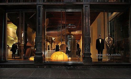 """UROS"" at Tribeca Issey Miyake by Grimanesa Amoros, 2011"