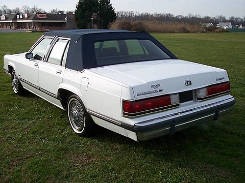 Mercury Grand Marquis - Wikiwand