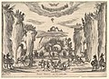 Grotto scene with Vulcan, from 'The marriage of the gods' (Le nozze degli Dei) MET DP827775.jpg