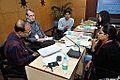 Group-1 Participants - Indo-Finnish-Thai Exhibit Development Workshop - NCSM - Kolkata 2014-12-01 0714.JPG