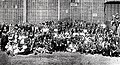 Group photograph of Lubin employees in Philadelphia, 1912.jpg