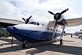 Grumman HU-16D Albatross LFront CFM 7Oct2011 (15138406589).jpg