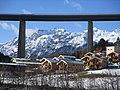 Gschnitztalbrücke, Brenner Autobahn, Steinach, January 2020 02.jpg