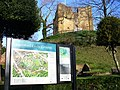 Guildford Castle Grounds - geograph.org.uk - 1194975.jpg