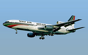 Lockheed L-1011 TriStar (Gulf Air)
