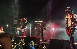 Guns N' Roses in Bangalore 2012-12-07-0067 (8400884203).jpg