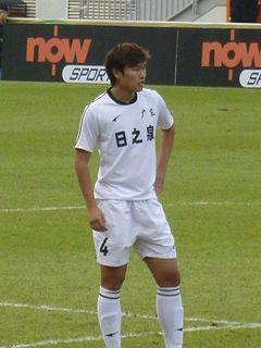 Guo Zichao Chinese football player