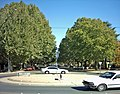 Gurwood and Trail Street roundabout (2003).jpg
