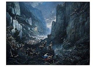 Gustave Doré - Image: Gustave Doré Roland à Roncevaux
