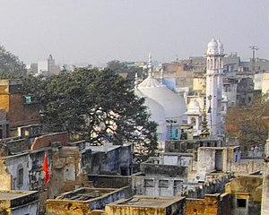Gyanvapi Mosque - Image: Gyanvapi Mosque