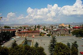 Gyumri — Wikipédia