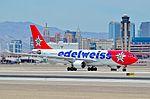 HB-IQI Edelweiss Air 1999 Airbus A330-223 - cn 291 (14287499447).jpg
