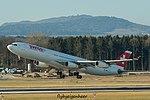HB-JMF Airbus A340-313 A343 - SWR (31805716592).jpg
