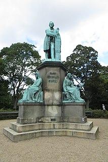 <i>Hans Christian Ørsted Monument</i>