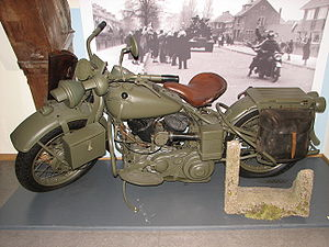 "Harley Davidson ""Liberator"" (photo t..."