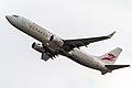 HKE B737-800 take off from R-W06R. (8115930240).jpg