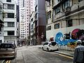 HK 上環 Sheung Wan 差館上街 Upper Station Street carpark October 2016 Lnv 01.jpg