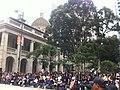 HK 中環 Central 遮打道 Chater Road Sunday 菲律賓 Filipinos Ex-LegCo Building Jan-2012 Ip4.jpg