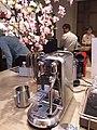HK 中環 Central IFC Mall shop 奈斯派索 Nespresso store February 2019 SSG 06.jpg