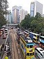 HK CWB 銅鑼灣 Causeway Bay 高士威道 Causeway Road traffic jam April 2021 SS2 04.jpg