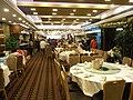 HK Shatin Yu Chui Shopping Centre Chinese restaurant interior visitors Sept-2012.JPG