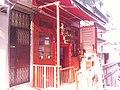 HK Sheung Wan morning 15 Upper Station Street 觀音堂 temple Nov-2011 Ip4.jpg