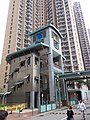 HK TKL 調景嶺 Tiu Keng Leng 建明邨 King Ming Estate 勤學里 Kan Hok Lane March 2019 SSG lift tower 02.jpg
