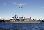 HMCS Regina (FFH 334)
