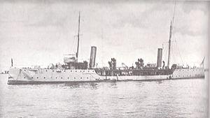 HMS Hazard (1894) - Hazard