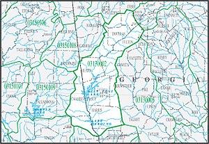 ACF River Basin - HUC03130002