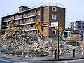 Hackney Demolition Avebury Street, N1. May 2010.jpg