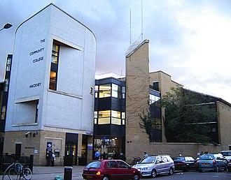 Hackney College - Image: Hackney community college 1